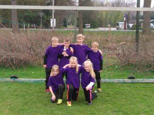 Schoolvoetbal groep 4-5